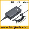 90W Manual Universal Notebook Adapter With LCD Voltage Display