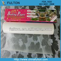 41gsm Non-stick Silicone Baking Paper