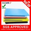 Strong and durable plastic sheet PP made