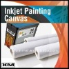 Art Waterproof Canvas Polyester Inkjet Roll