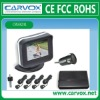parking sensor with digital TFT LCD screen