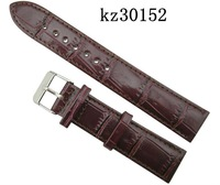 hot sell !! fashion new style leather cheap watchband