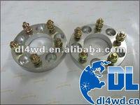 Aluminum car wheel spacer