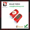 Lovely mini led solar torch