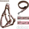 Wholesale dog harness 100% polyster