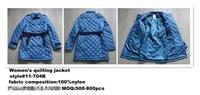 women's quilting jacket