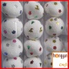 christmas snow ball decoration