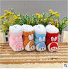 IN THE WINTER OF 2013 IN CARTOON RABBIT BABY SHOES AFTER LACING ANTI-SKID WARM COTTON SHOES