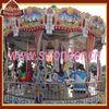 Amusement playground carousel rides