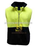 High visibility safety wear ,safety polar fleece