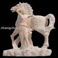Western Figure Statue