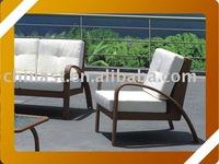 Single Garden Sofa