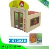 2012 Popular children wooden storage box