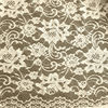 100% nylon jacquard lace fabric