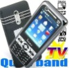 High quality 2.6inch touch screen dual sim unlocked TV mobile phone A2688