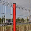 Fence with Long Lifespan and HDG or Powder Coating, Used for Homes Security