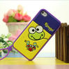 2012 Cute silicon animal case for iphone 4 with sling,K1823