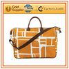 Raincoat Cotton Weekender Travel Bag TRE2474