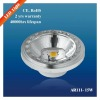 Fin Type Heat Sink AR111 LED light 15W