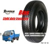 Bias Light duty truck tyre 750-16 14pr Tube type rib tread