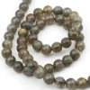 Natural labradorite gemstone beads (AB1211)