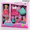 Fashion doll plastic fashion doll fashion girl doll Lelia changing garments EN71