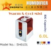 Large Capacity Warm/Cold Mist Humidifier-SH6101