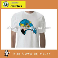 o-neck printed t shirt