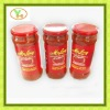 Nigeria Hot Sell bottled tomato paste