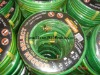 pvc garden hose green color