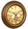 Antique clock,art clock,wall clock,kitchen clock