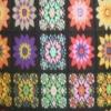 Upholstery Jacquard Polyester Fabric Arabic Cushion