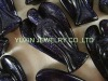 Yuxin YNA204 Blue Goldstone Angel Carving Statue Semi-precious Gemstone Wholesale No MOQ Hot Selling