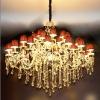 Modern and beautiful chandelier crystal chandelier chandelier lighting