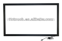 Infrared touch screen monitor