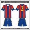 Custom design soccer uniform New design and popular style