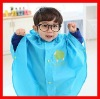 2012 Hot Fashion Blue Waterproof Poncho Rain Jacket