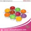 Multi-color flame Tea-light