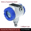 HART pressure transmitter with explosion proof