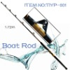 Modern techniques! Full carbon TIYP-001 1.72m fishing rod fishing tackle
