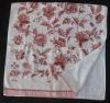 21/s jaquard printed towel