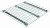 Wire decking, mesh decking, wire mesh deck