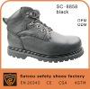 mining steel toe work boots Guangzhou factory (SC-8858)