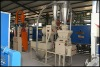 Automatic maize flour and meal milling line