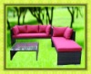 YDL-S20295 rattan outdoor furniture guangzhou vs Zhejiang