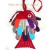 100% cotton cute bag in fish shape L0833
