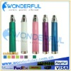 2012 the most popular electronic cigarette ego w with various colors