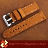 leather watch strap for panerai oem/odm