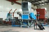 plastic crushing machinery
