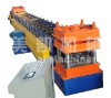 High-way guard rail forming machine